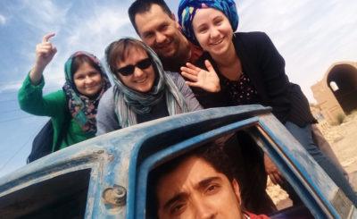 путешествия в иран
