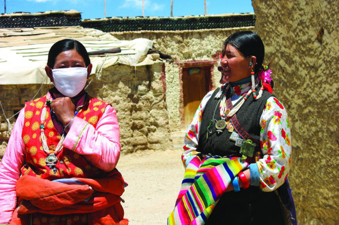 матриархат Тибета