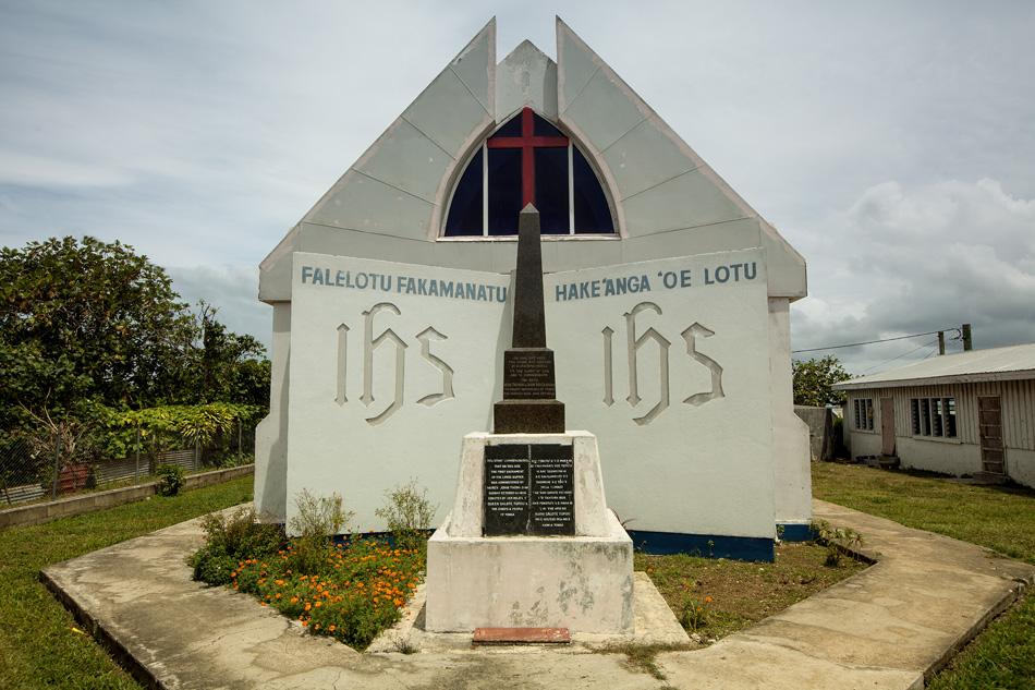Церкви Тонга