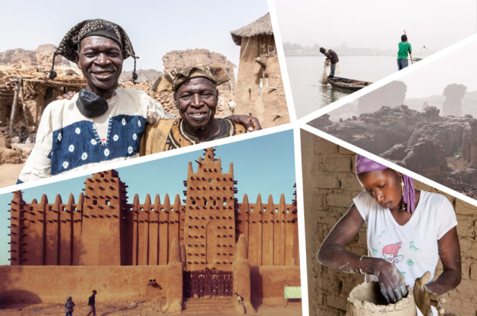 экспедиция в Мали