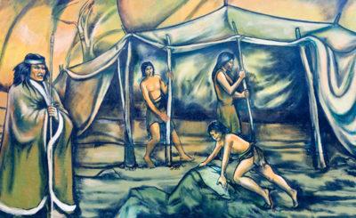 Мифы индейцев теуэлчи.
