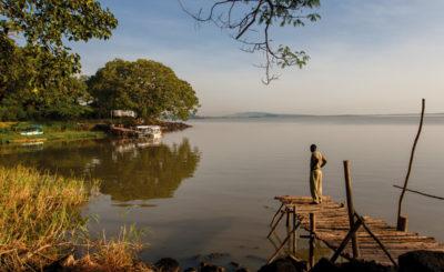 Озеро Тана